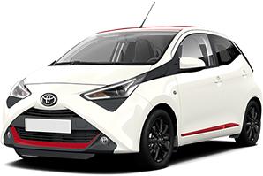Toyota Aygo Od 51 zł