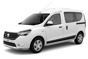 Dacia Dokker Od 57 zł