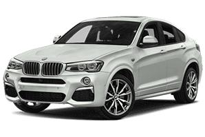 BMW X4 xDrive Od 190 zł