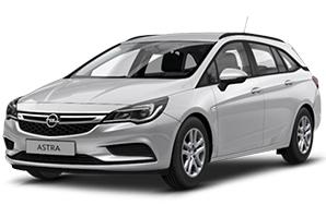 Opel Astra (kombi) Od 69 zł